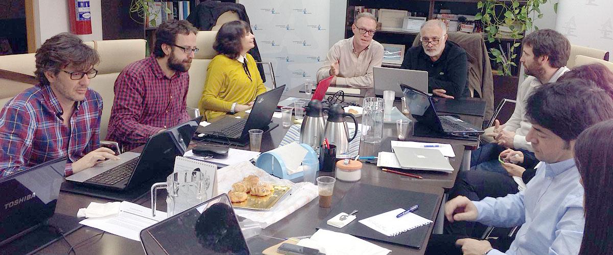 Reunión del Comité Científico del Congreso
