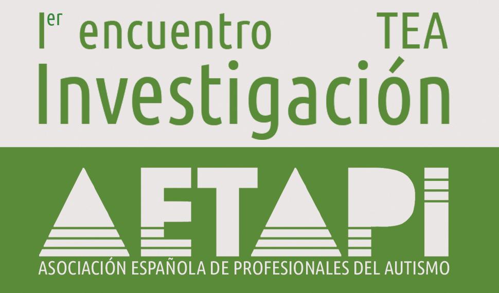 1º Encuentro Investigación TEA - AETAPI