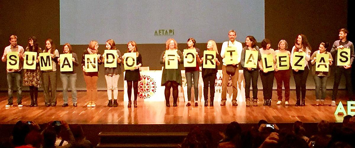 Sumando Fortalezas - XVIII Congreso Nacional AETAPI