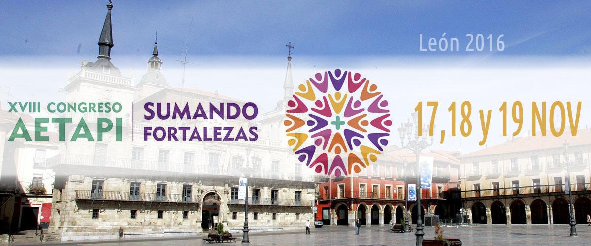 XVIII Congreso AETAPI | SUMANDO FORTALEZAS