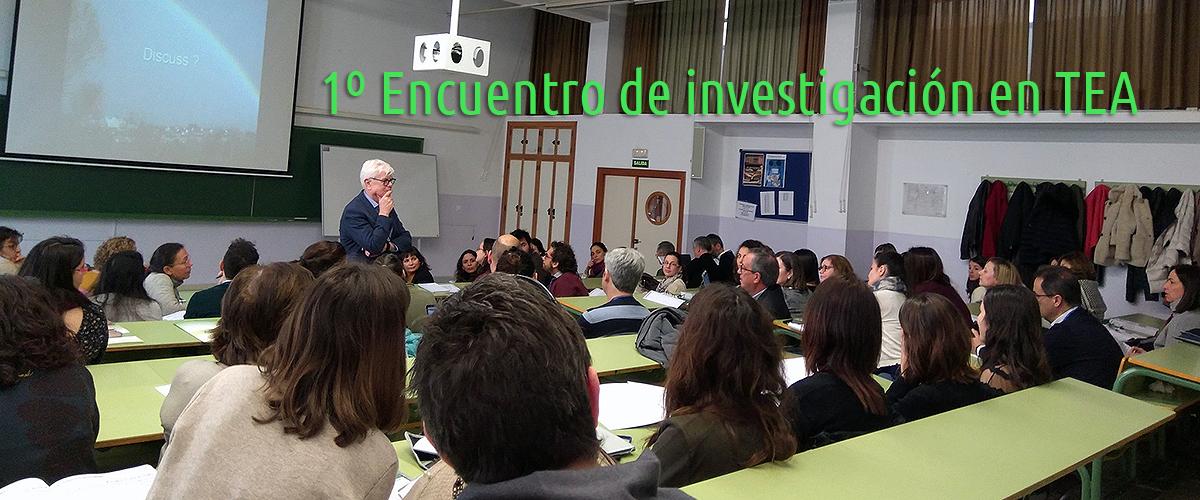 1º Encuentro de Investigación AETAPI