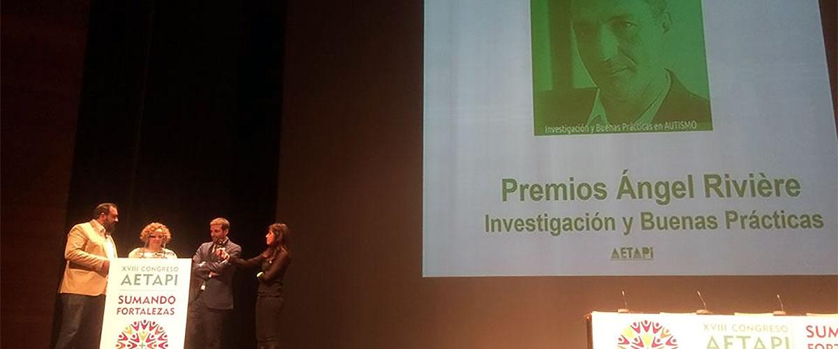 Entrega premios Ángel Rivière