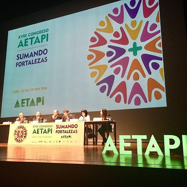 Congreso Nacional de Autismo AETAPI