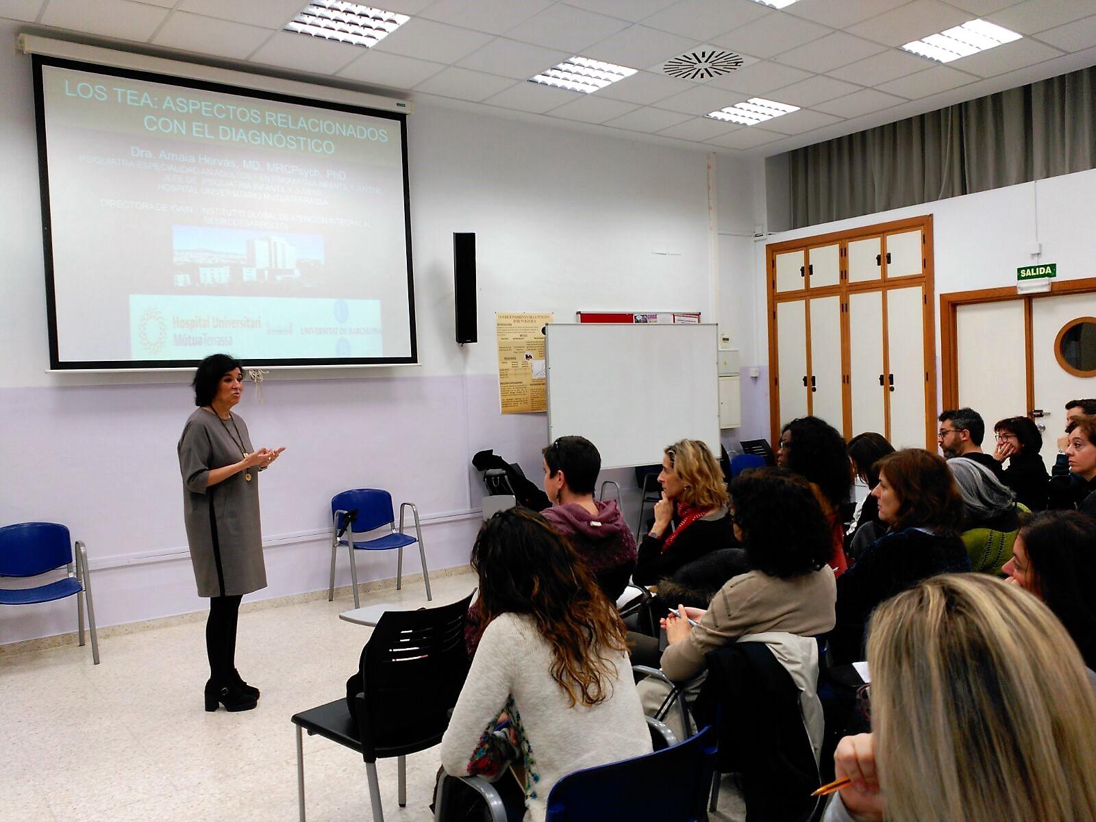 Curso Especialización en Diagnóstico de TEA a lo largo del ciclo vital - III Edición - Sevilla