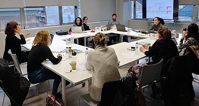 Grupo de Trabajo sobre Procesamiento y Abordaje Sensorial