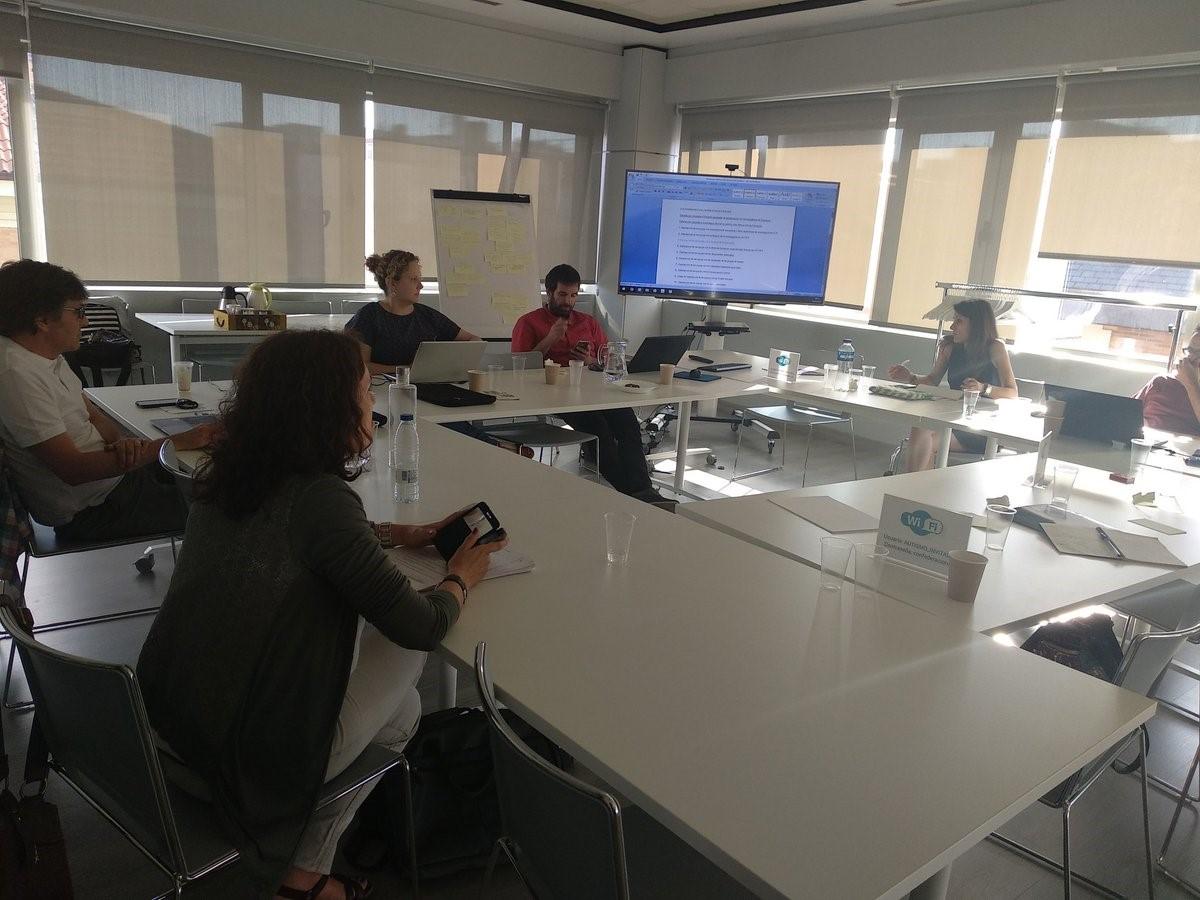 Reunión de la Junta Directiva de AETAPI