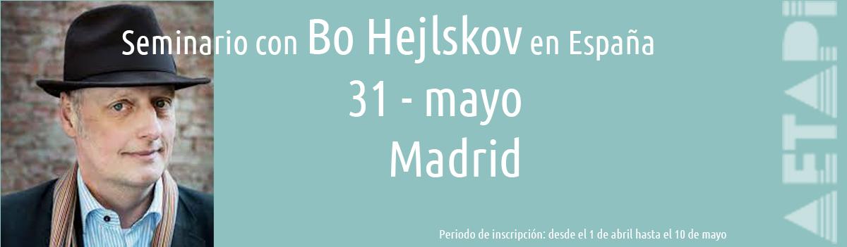 Seminario de Bo Hejlskov