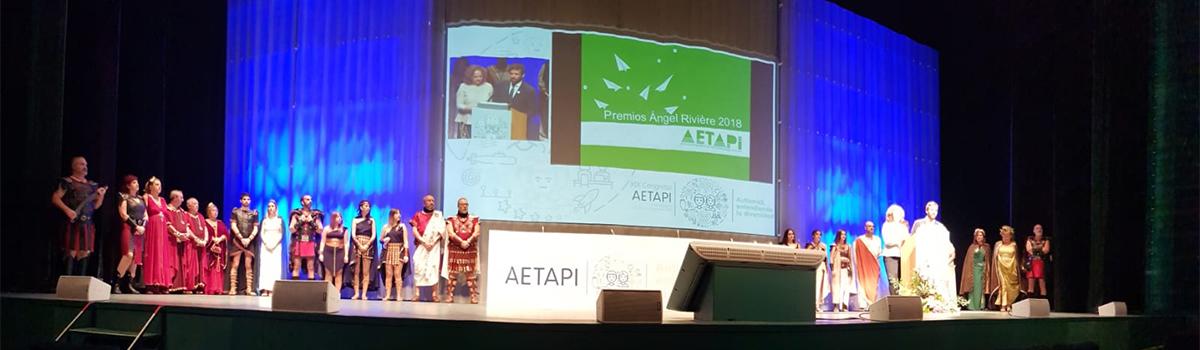 Congreso AETAPI 2018