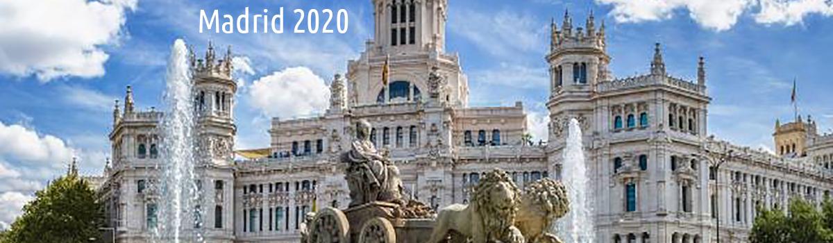 Próximo Congreso AETAPI. Madrid 2020