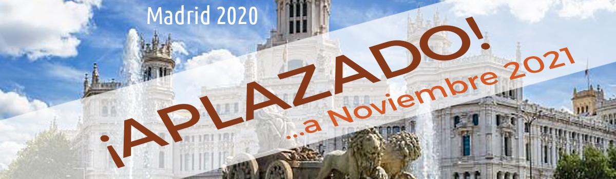 Congreso AETAPI 2020 | APLAZADO